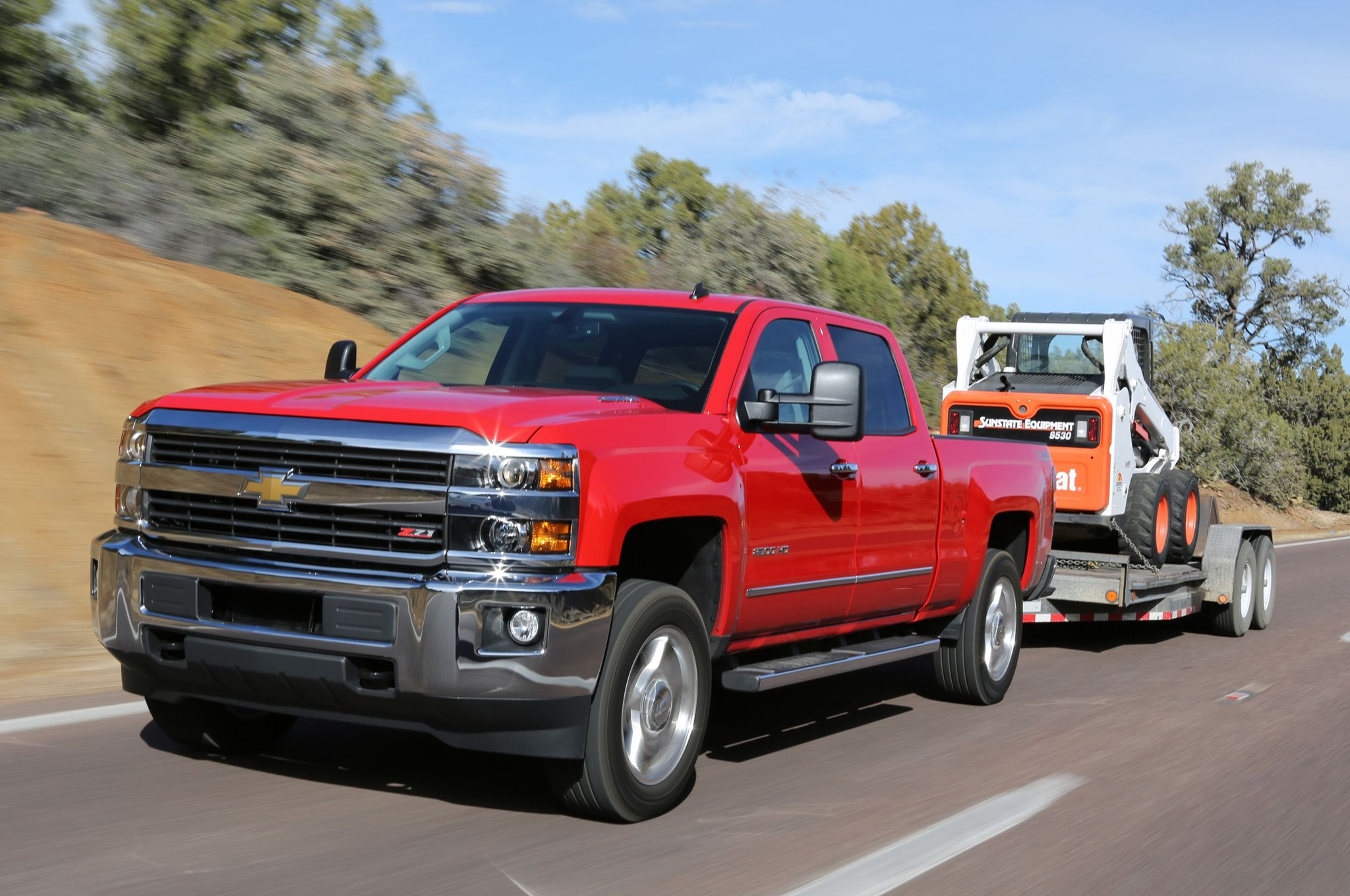 2015 Duramax Specs >> 2020 Chevy Silverado 1500 Review Pricing And Specs