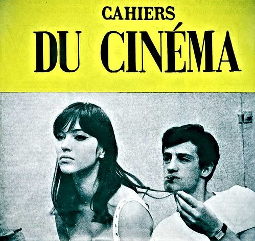 """""""Cahiers du cinéma (Notebooks on Cinema) is an influential ..."""