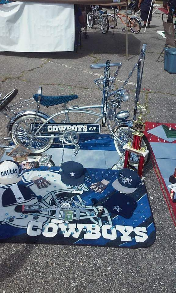 Cowboy Display Lowrider Bike Ideas Lowrider Bicycle