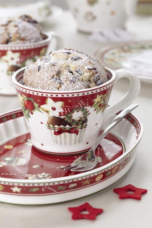 Vajilla para decorar en navidad vajillas dishware - Vajilla de navidad ...