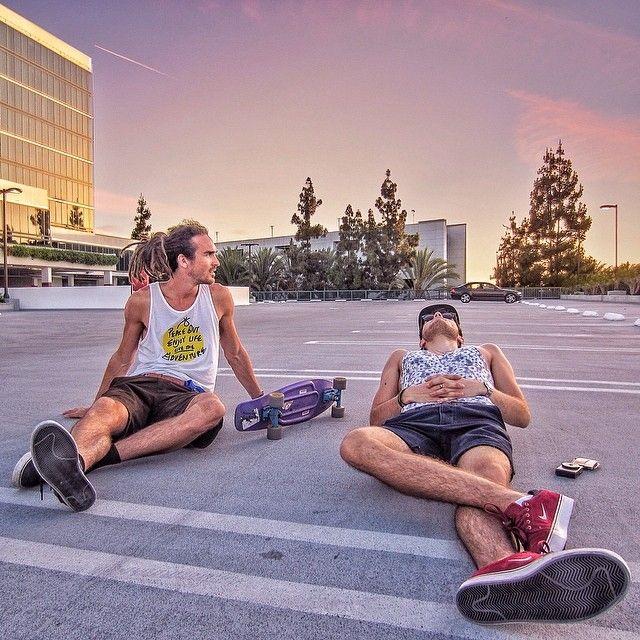 Relaxing with @pointlessblog #LA - funforlouis's photo on Instagram - Pixsta