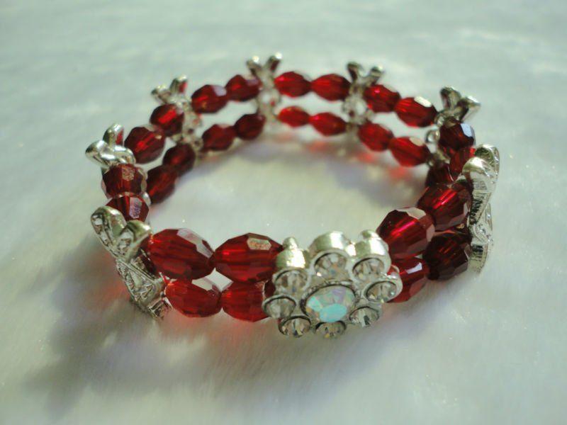 0d24e13af524 pulseras de piedras de cristal de moda - Buscar con Google