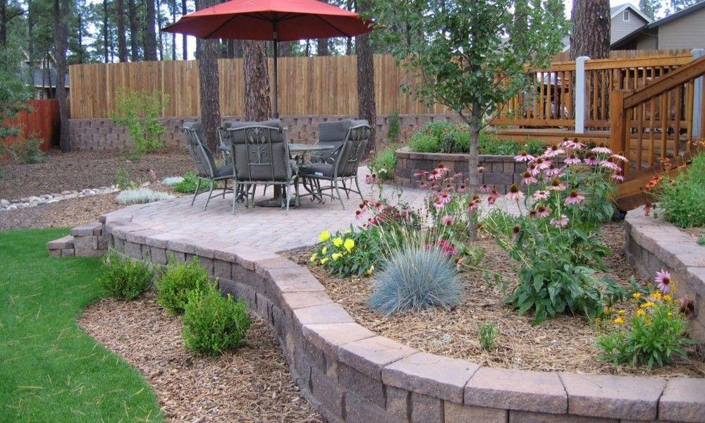 Wunderschönen Vorgarten Landschaftsbau Ideen Mit Steinen #Garten