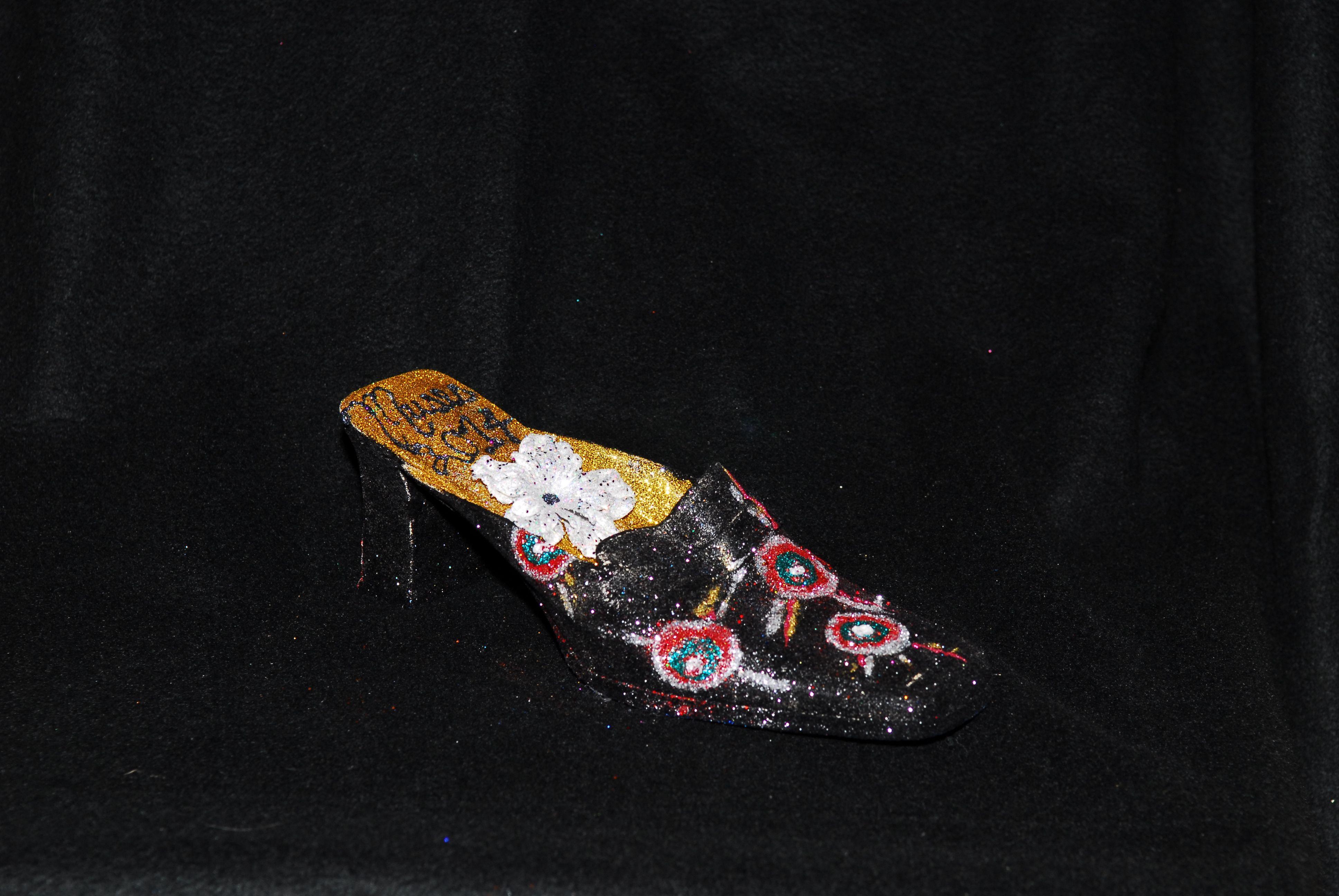Simon Shoe 1