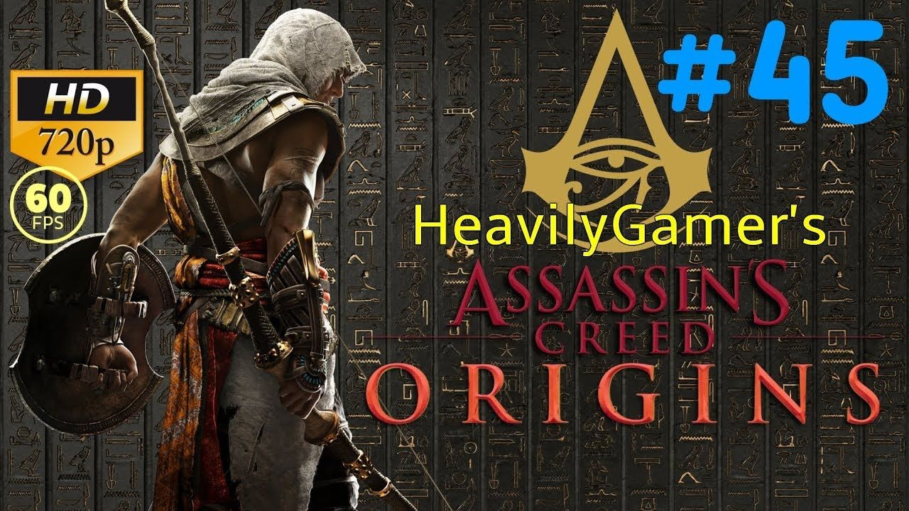 Assassin S Creed Origins Nightmare Difficulty Part 45 The