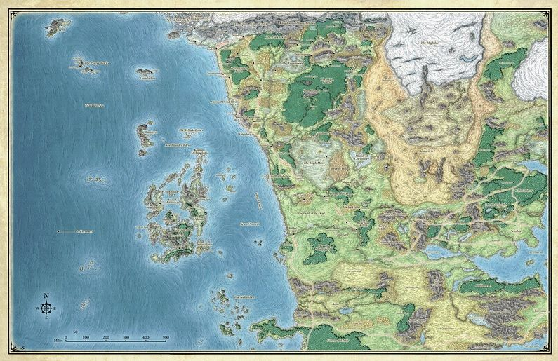 Massive middle earth map al fin next level the world we have made en world rpg news reviews mike schleys massive forgotten massive world map gumiabroncs Images