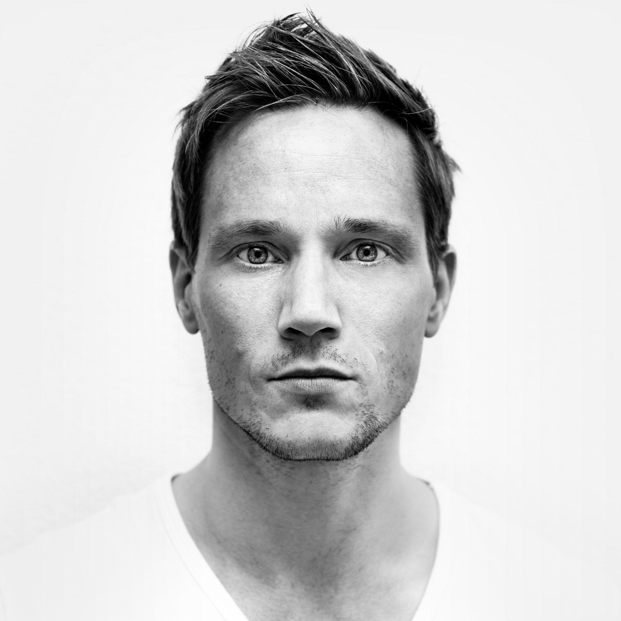 Male Fashion Portrait Photography