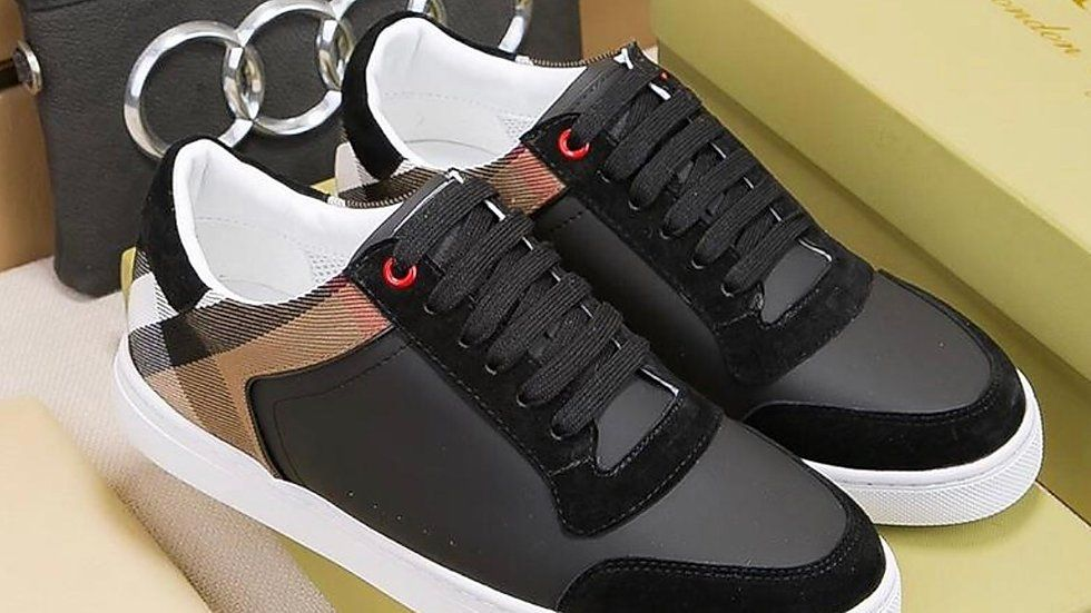 Men luxury brands shoes casual sport