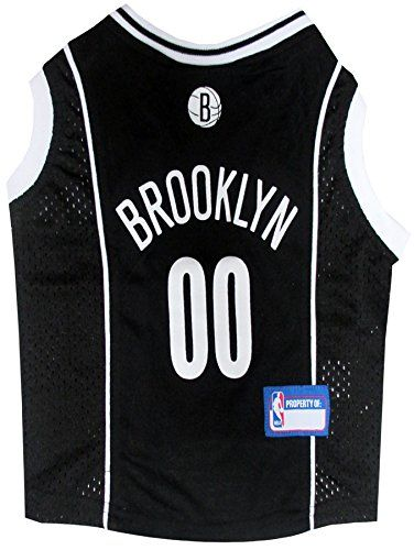 Pets First NBA Brooklyn Nets Mesh Jersey     Quickly view this special dog  product 3fe4f7685