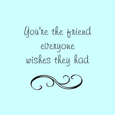 Friend Quote Magnet | Zazzle.com