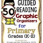 50 Guided Reading Graphic Organizers How to Use this Product: Reading Binders is a great way to keep track of students learning throughout the yea...