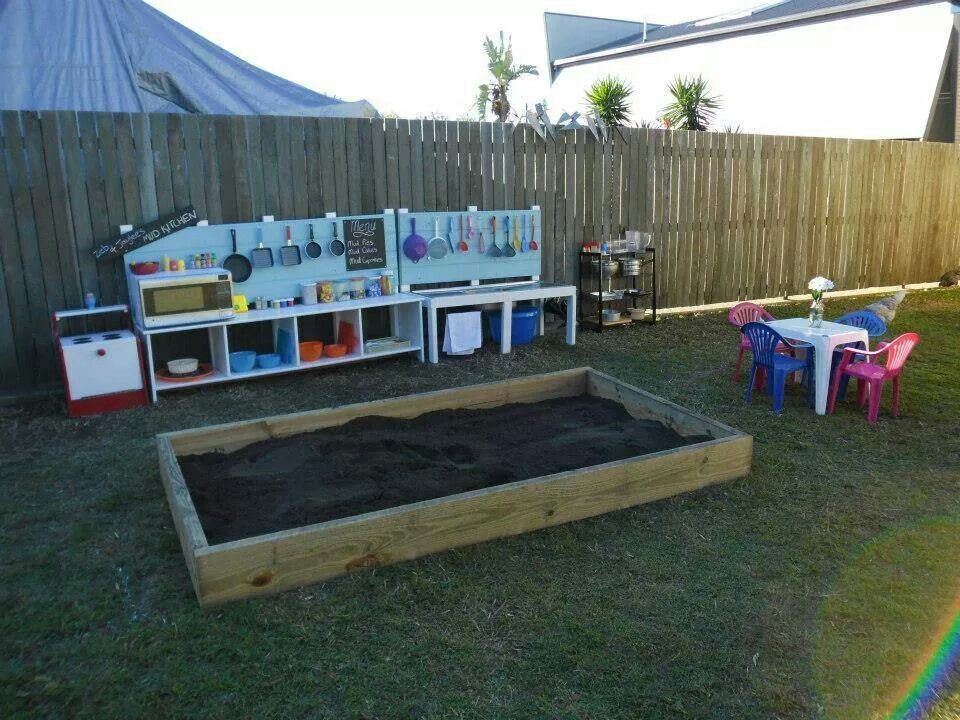 Pin by Stephanie Goddard on outside ideas for kids (With ...