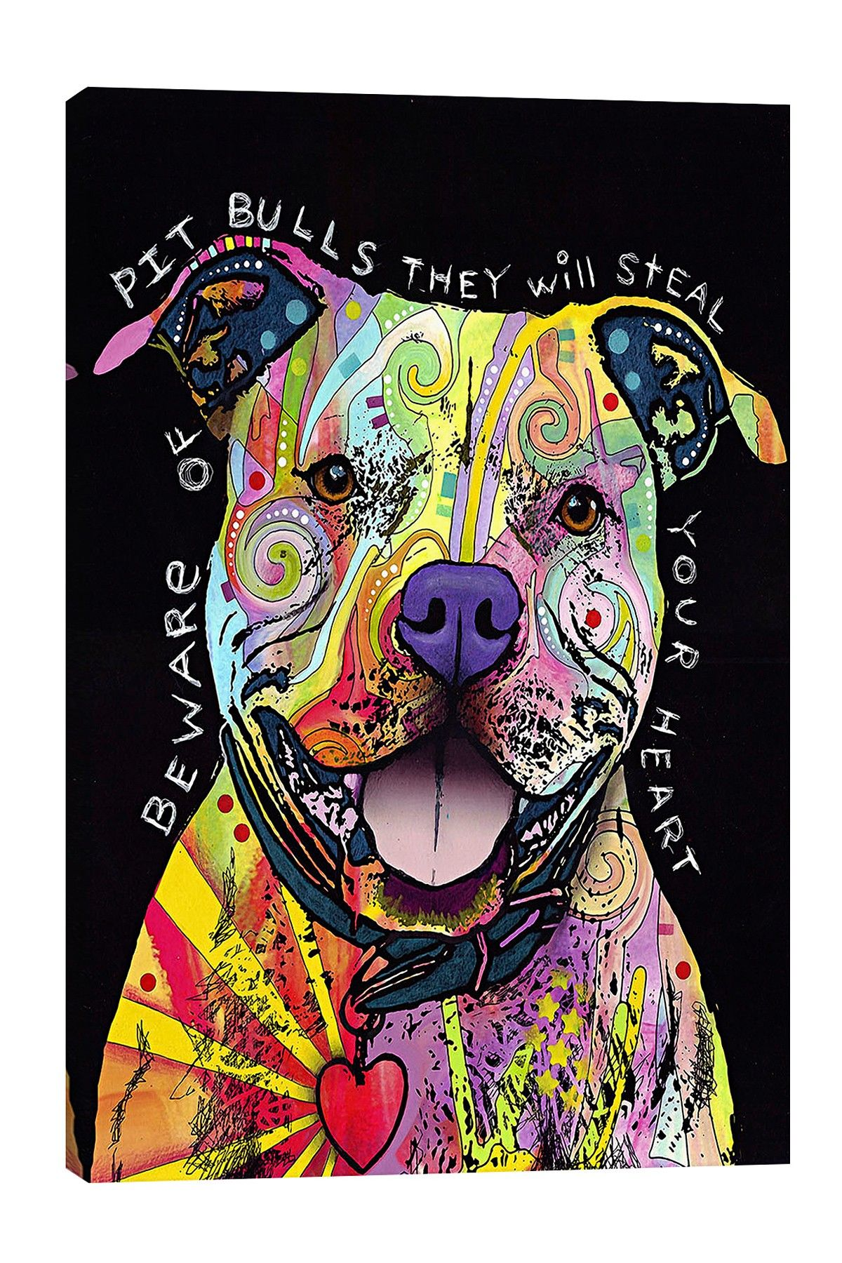 Pitbulls Pitbull Art Pop Art Animals Pitbulls