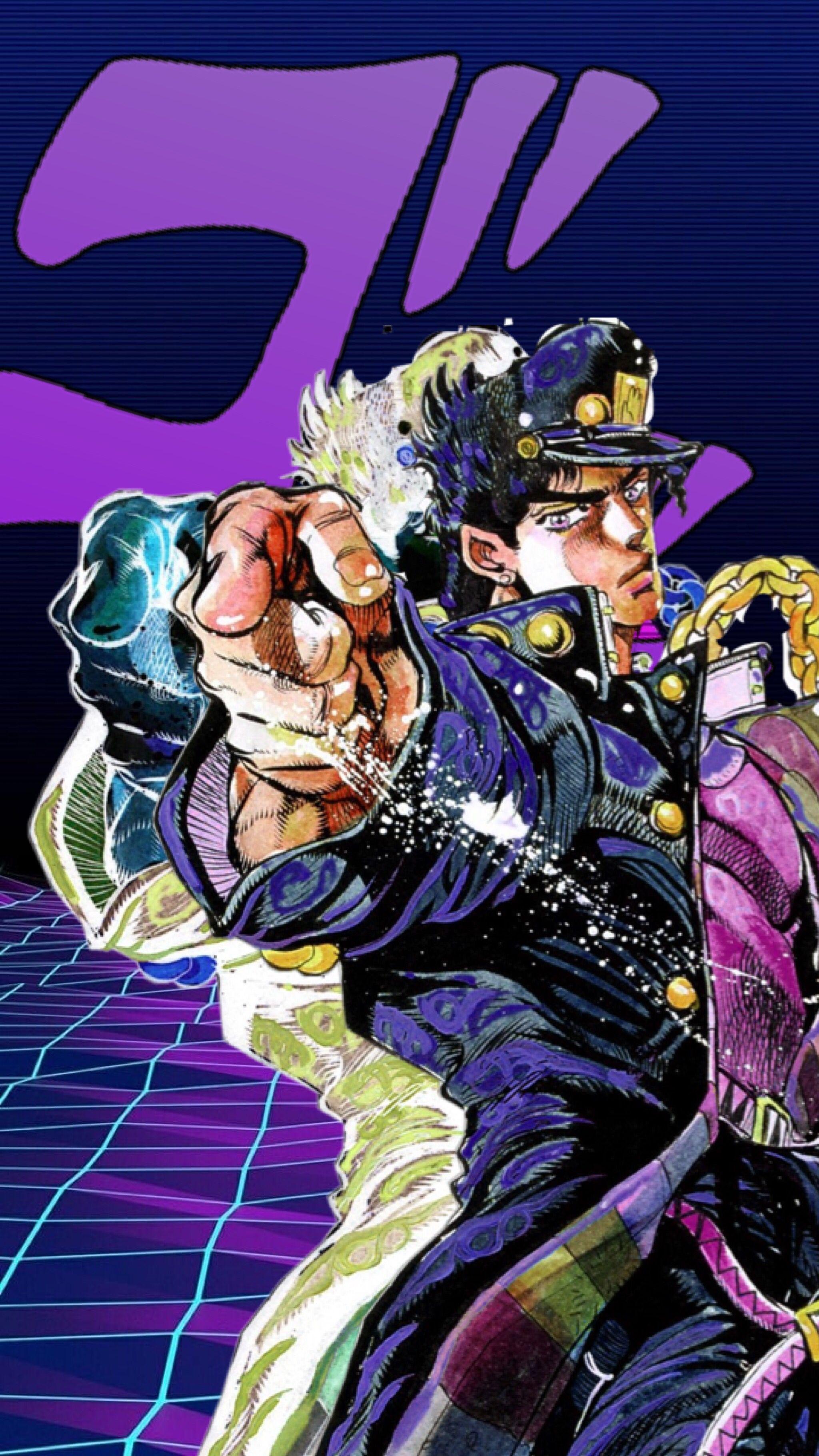 Jojo Wallpaper Personagens De Anime Desenho De Anime Anime