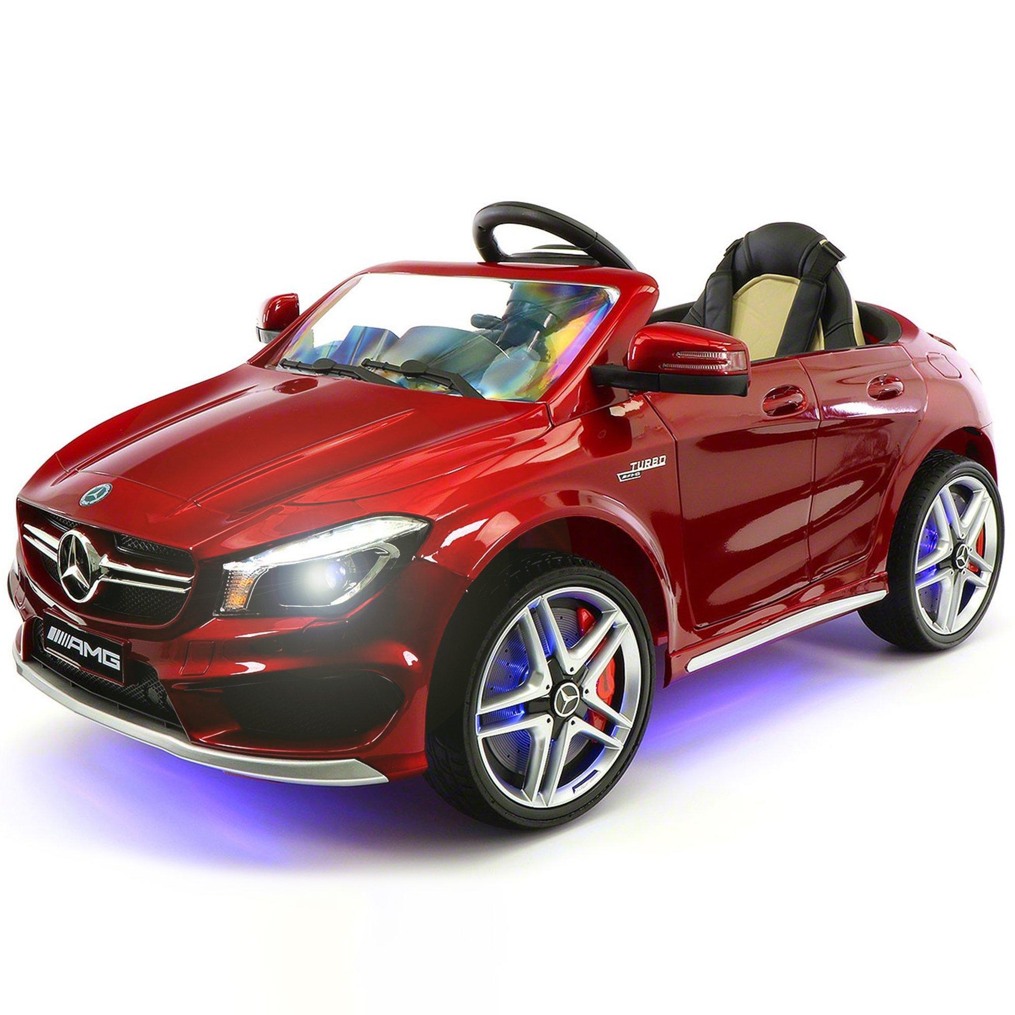 2019 Mercedes Benz CLA 12V Ride On Car For Kids