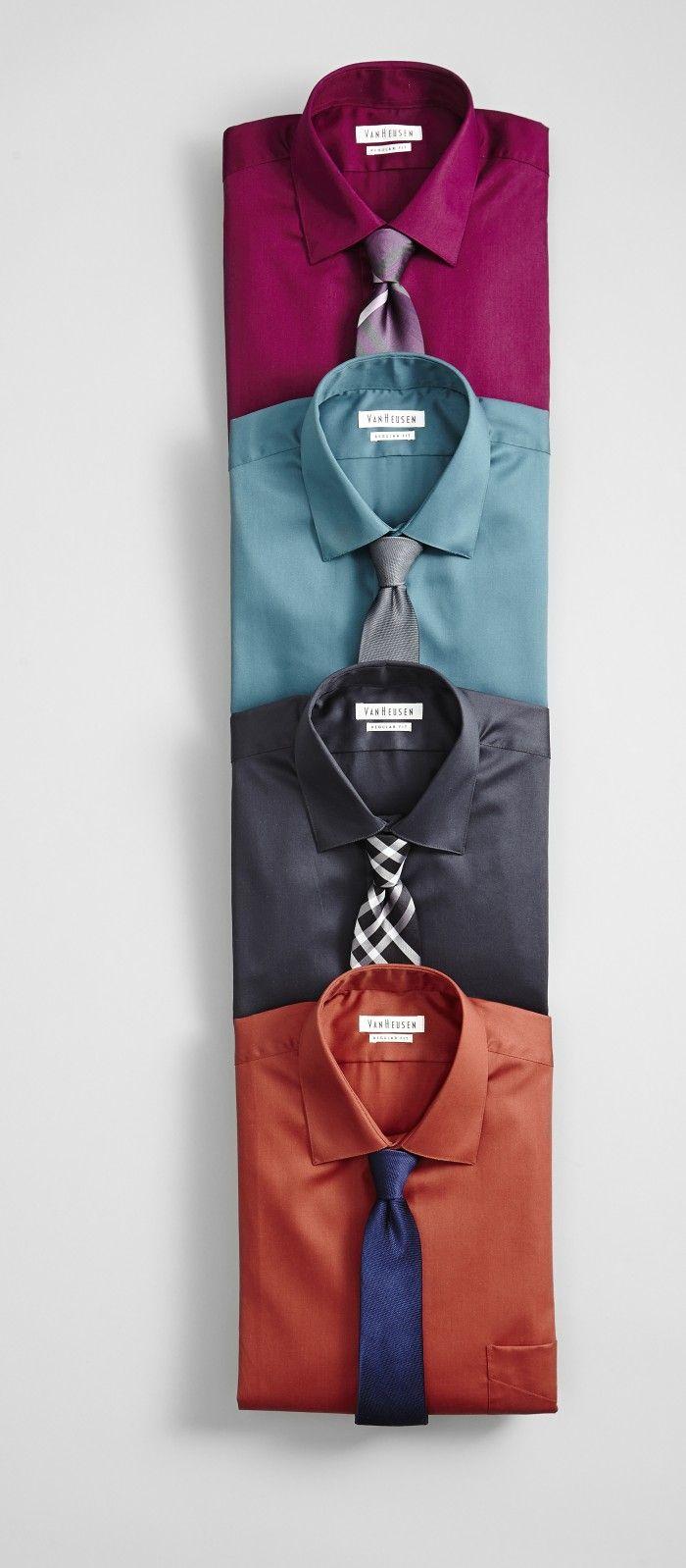 Men S Dress Shirts Men S Ties Jcpenney Mens Shirt Dress Dress Shirt And Tie Mens Shirts