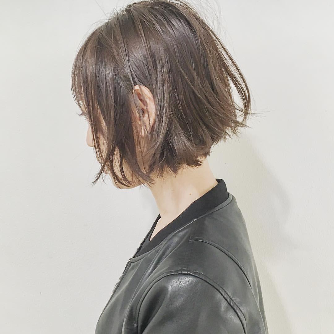 いいね 1 106件 コメント11件 安藤圭哉 Shima Plus1 Stylistさん Andokeiya のinstagramアカウント ハンサムショートボブ シ Haar Styling Styling Kurzes Haar Haarschnitte Fur Ovale Gesichter
