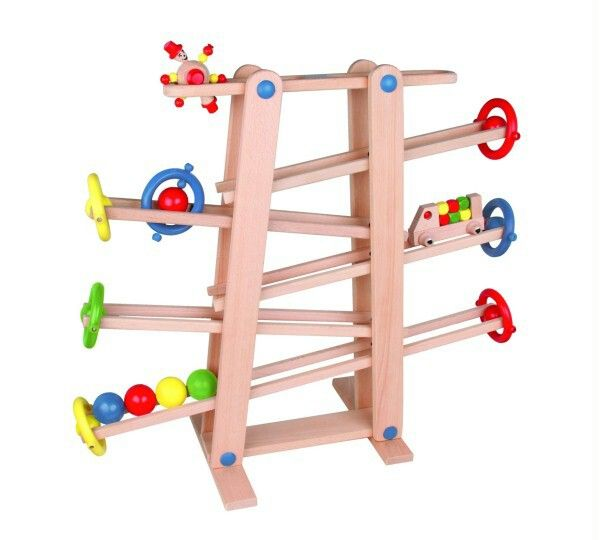 trihorse kugelbahn yayayatig lenlove kids rugs kids playing und toys. Black Bedroom Furniture Sets. Home Design Ideas