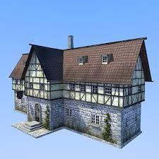 Billedresultat for medieval 3d structures