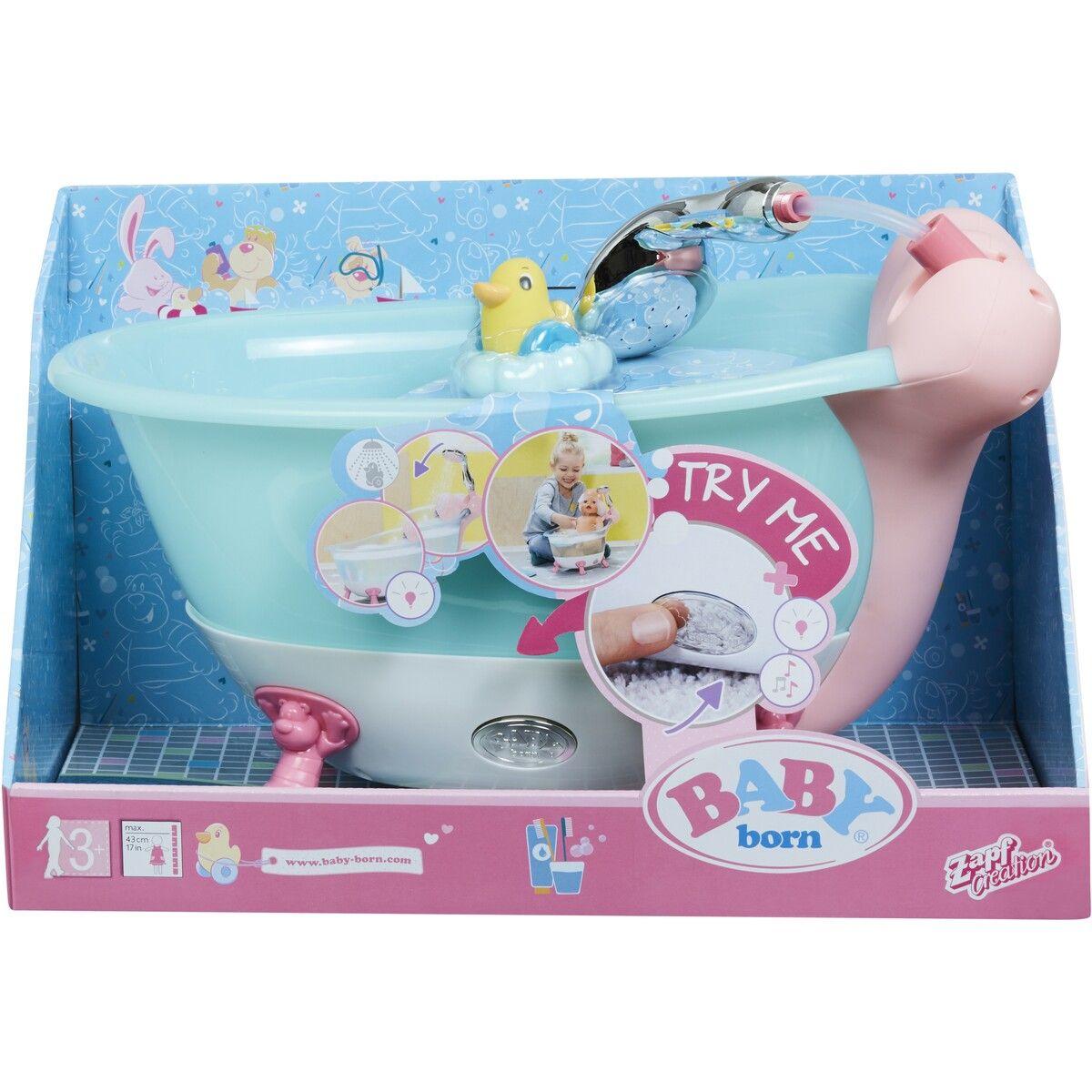 Baby Born Bathtub Big W Baby Alive Dolls Baby Born Bath Time Fun