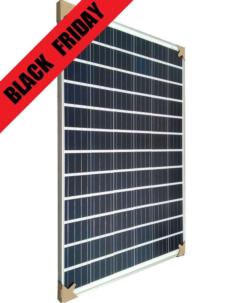 Panel Solar 200w 12v Policristalino Shs Paneles Solares Energia Solar Tiendas