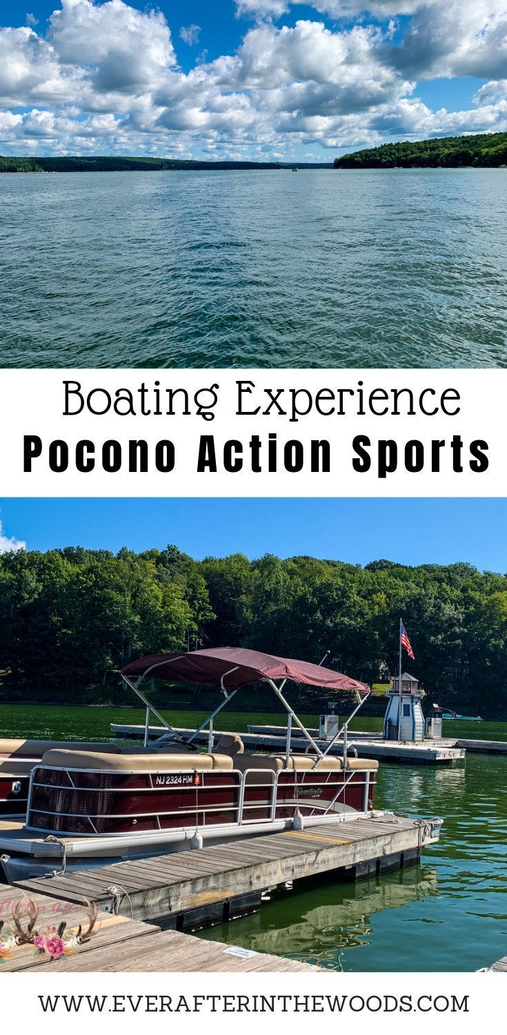 Boating made easy with pocono action sports boatrental