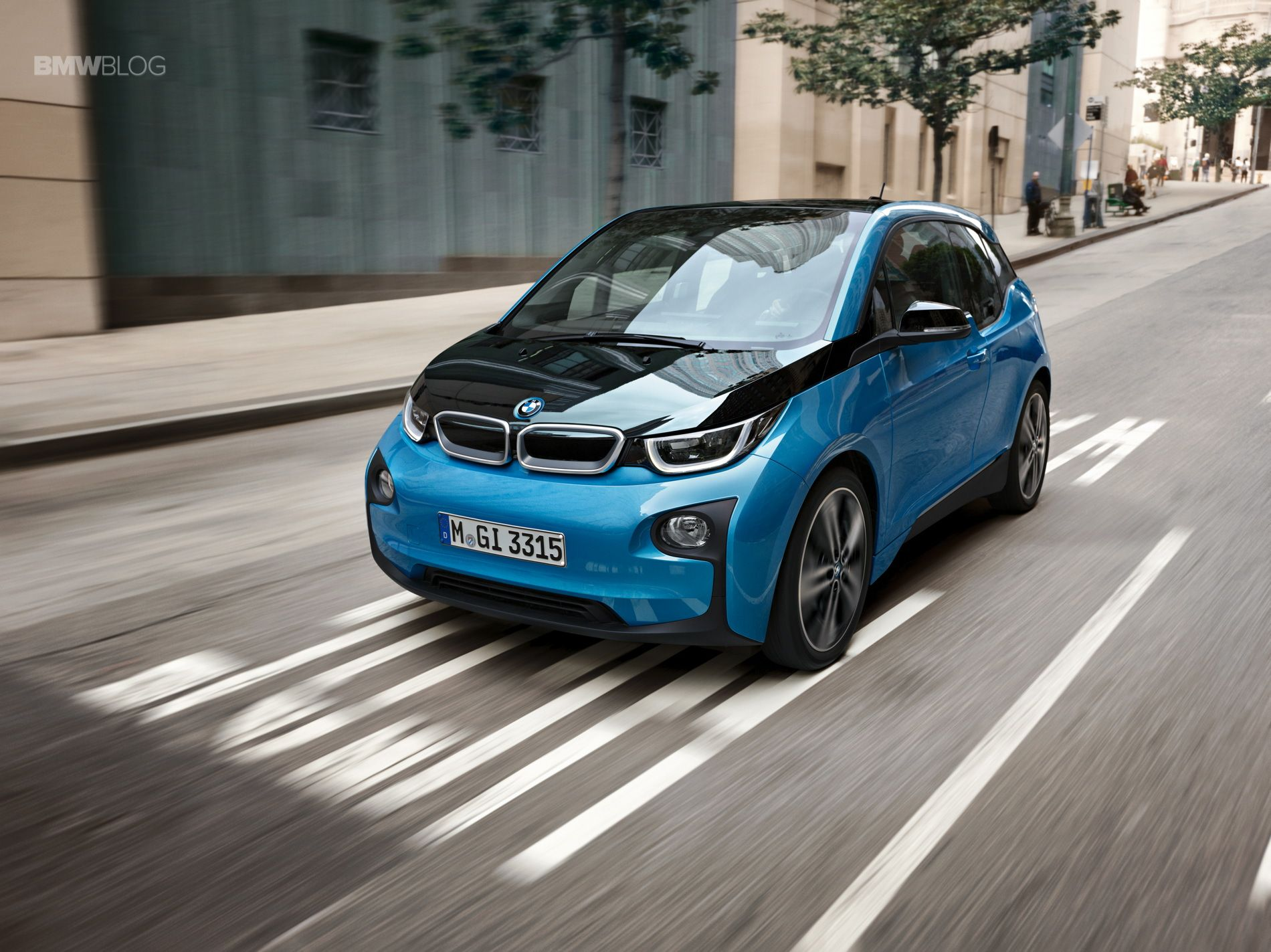 BMW i3 is one of UK's best used cars under £15,000 Bmw