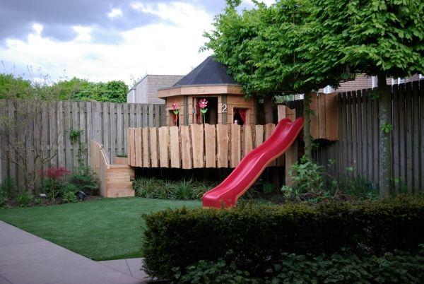 Speeltoestel Kleine Tuin : Tuinontwerp tuinaanleg hovenier nuenen speeltoestel tuin pinterest