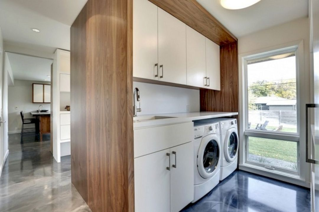 awesome 15 modern laundry room decoration for small space on extraordinary small laundry room design and decorating ideas modest laundry space id=46480