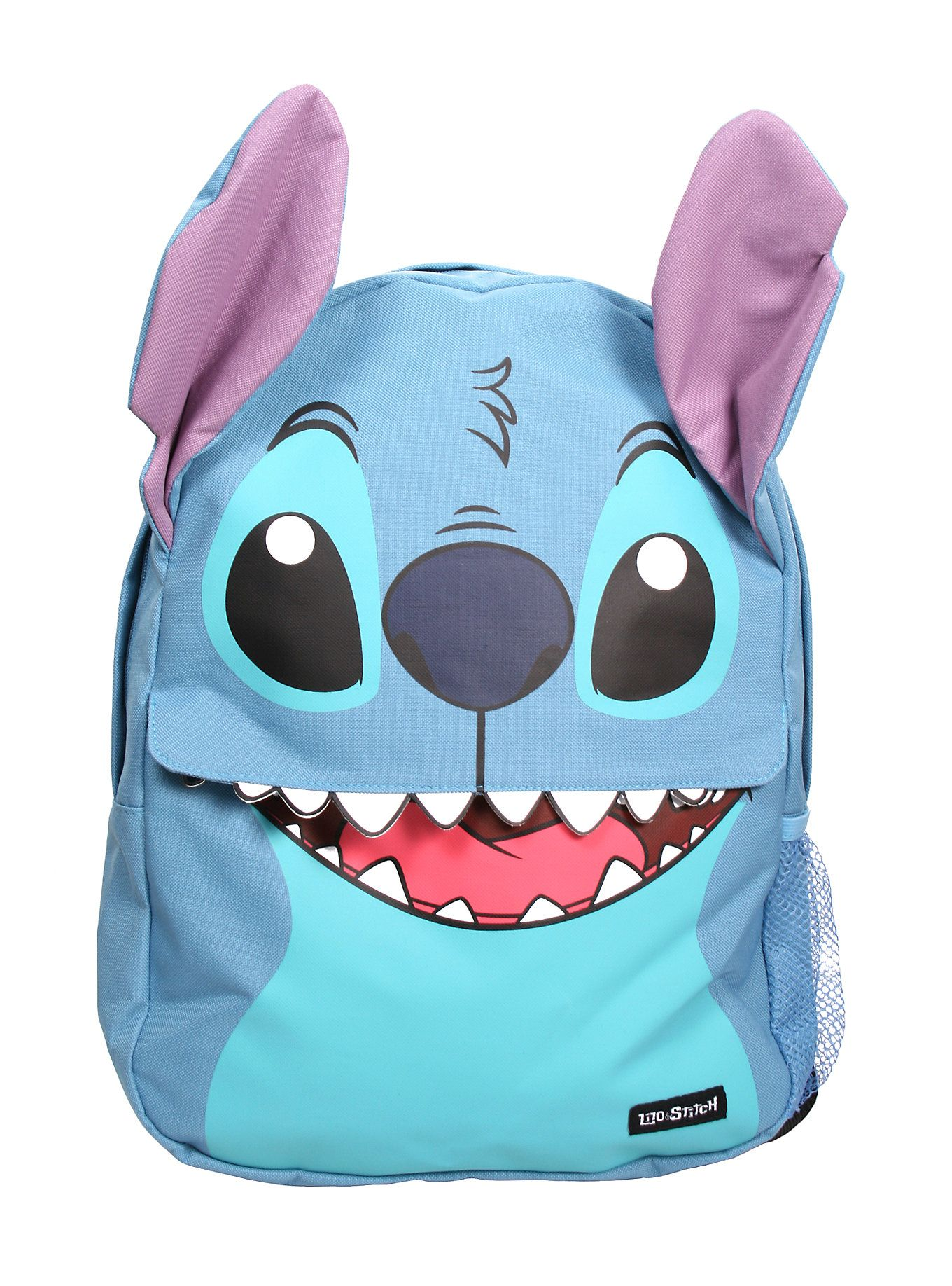 Loungefly Disney Lilo   Stitch Stitch Character Backpack ... ff66001050fea