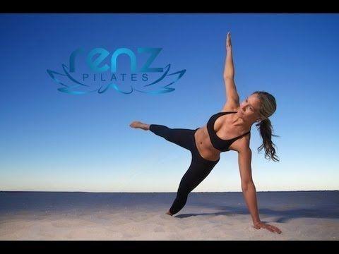 Pilates Renee 2, Abs, Core Arms, Cardio, Powerhouse , 30 Mins