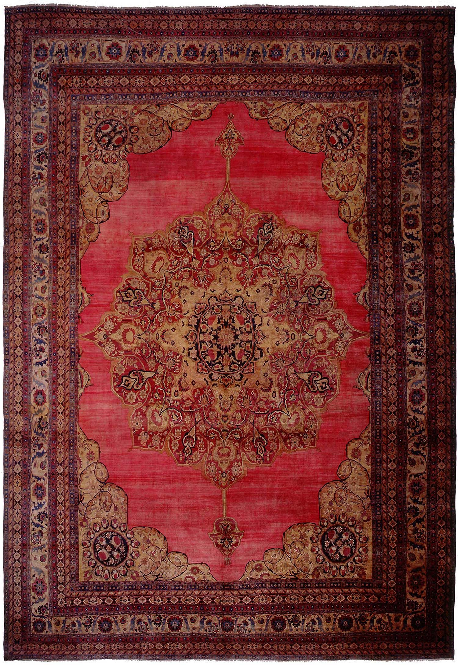 Antique Kerman Persian Rug 43607 Main Image By Nazmiyal Http Nazmiyalantiquerugs