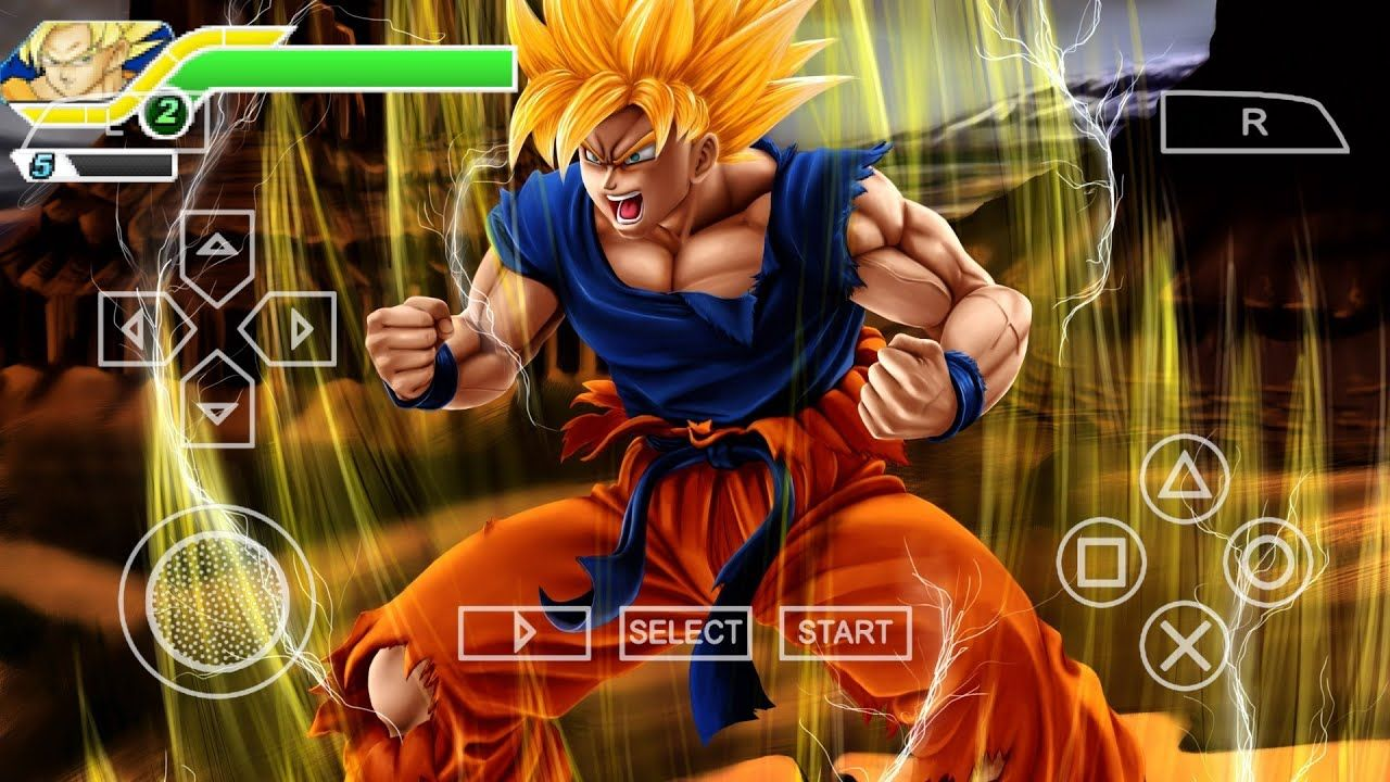 New Dbz Ttt Ultimate Bt3 Mod Iso V1 With New Bt3 Textures Download