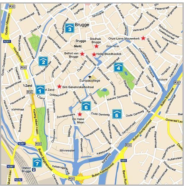 parking bruges travel links Pinterest Bruges Belgium bruges