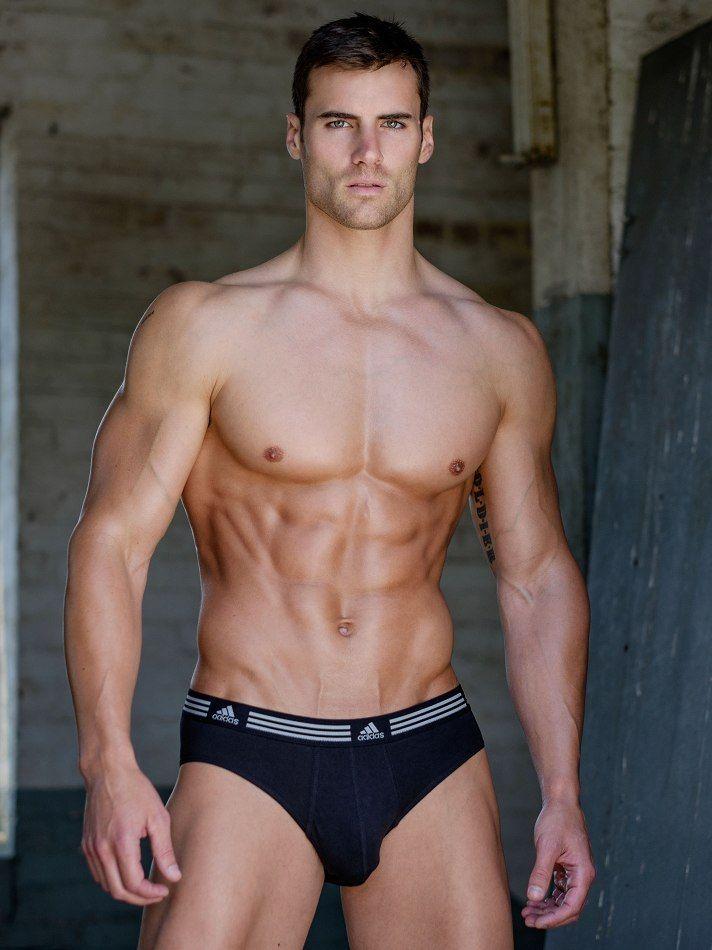 gay muscular models