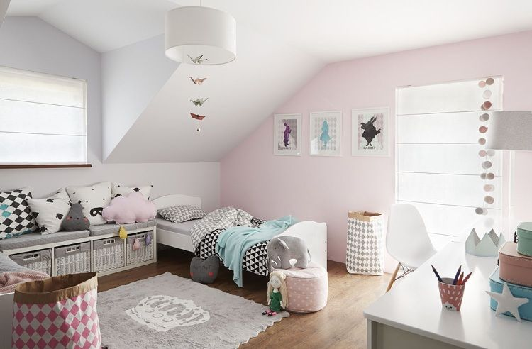 laminat bodenbelag im kinderzimmer f r m dchen neues. Black Bedroom Furniture Sets. Home Design Ideas