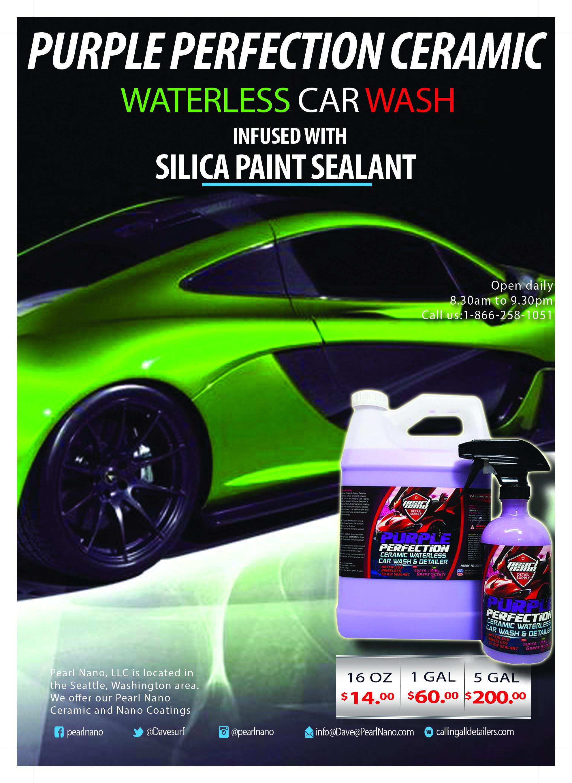 Calling All Detailers Helping Detailers Make More Money Waterless Car Wash Car Wash Paint Sealant
