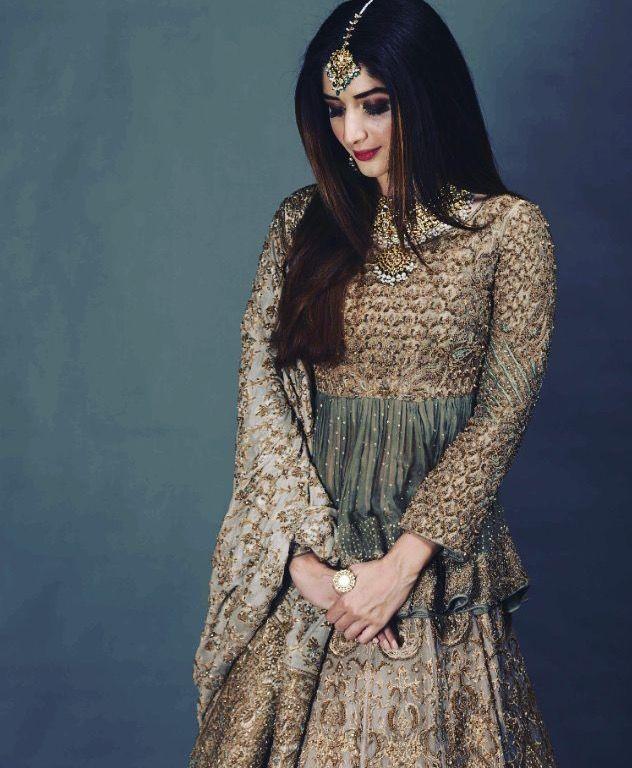 Pin von rameesha auf pakistani dresses | Pinterest