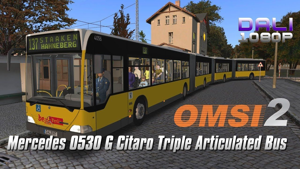 c9092793c0e The OMSI 2 Mercedes-Benz O530 GGG 'Bus Train' mod in this video is a  fictional crazy version of the mainstream single-decker MB O530 G thanks to  work from ...