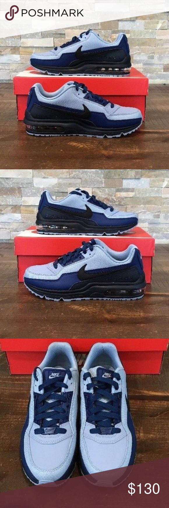 best sneakers 2d490 94243 Nike Air Max LTD 3 Prem Limited Edition Running NEW Nike Air Max LTD 3 Prem Limited  Edition Running Shoes - 695484-404 New With Box Shipped Double Boxed ...