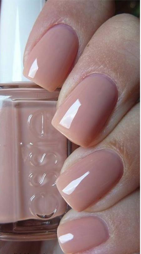 Barniz rosa essie | nails | Pinterest | Essie, Rosas y Diseños de uñas
