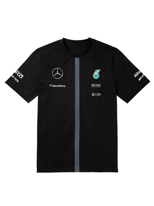 Ανδρικό T-shirt MERCEDES AMG PETRONAS Team 2015 - B67997238
