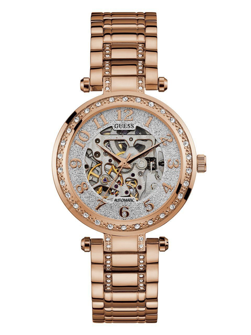 9083359bcc ... BRANDGUESS MPNU1015L2 UPC0091661478963 eBay Product ID  (ePID)23017253572 Product Key Features Band MaterialStainless Steel Face  ColorSilver StyleLuxury.