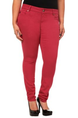 8f7d67baaf5 Torrid Denim - Crimson Sophia Skinny Jeans