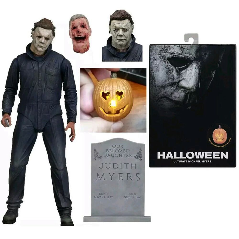 """NECA Halloween Michael Myers Ultimate 7/"""" Action Figure 2018 Movie Collection US"""