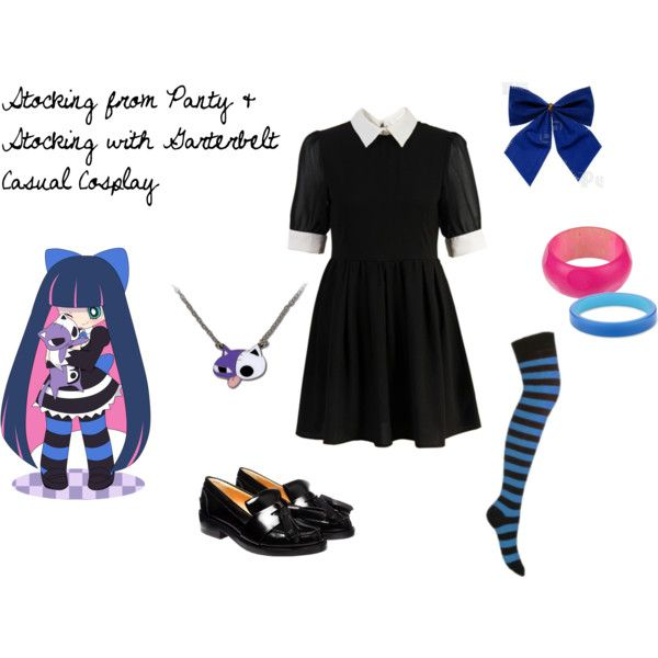 Stocking from Panty & Stocking with Garterbelt Casual ...