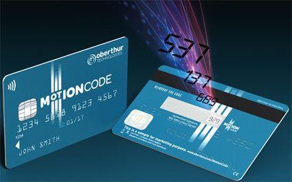 Ot Motion Code Premiere Carte De Paiement A Cryptogramme
