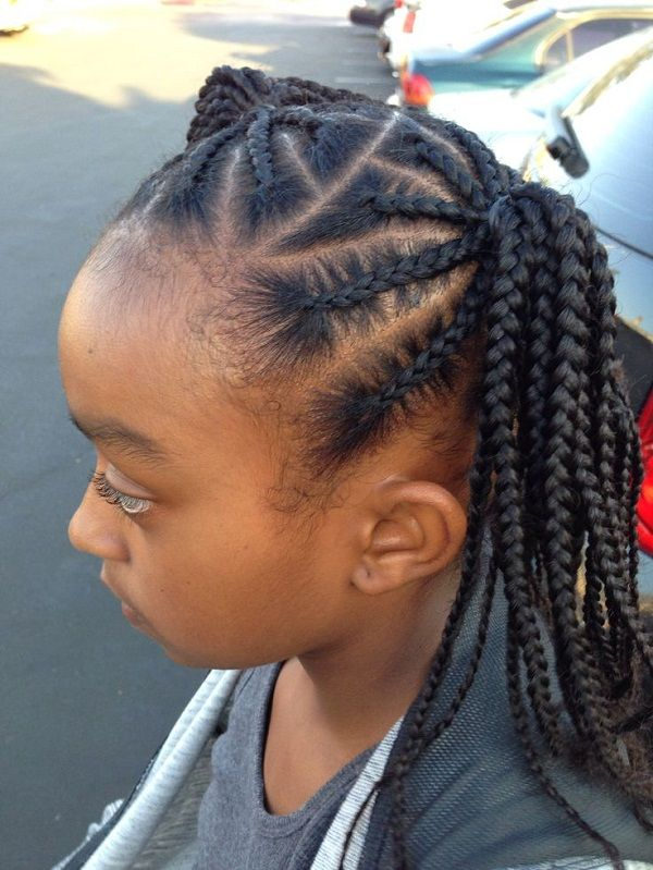 african braids hairstyles kids | things to wear | pinterest