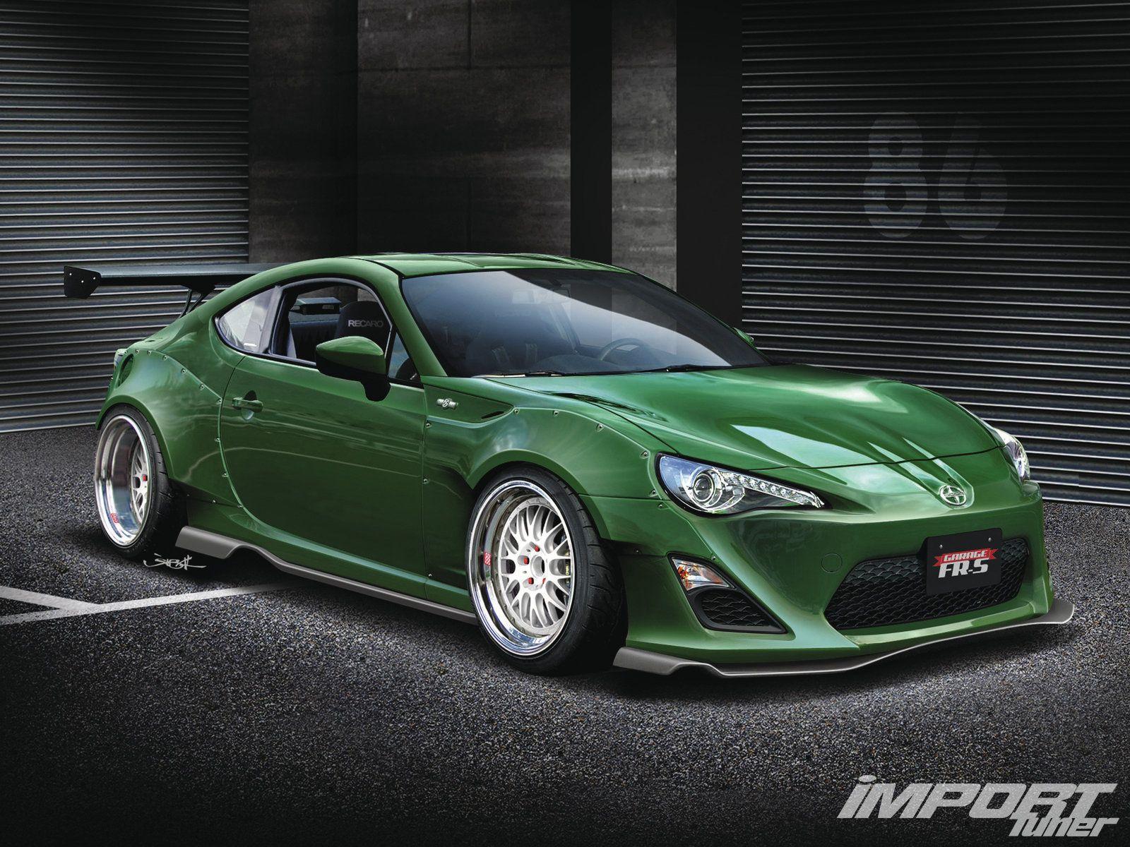 import tuner cars import tuner super street garage scion fr s rh pinterest com