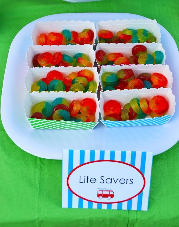 life savers, put these at shaka shack on concert days :)
